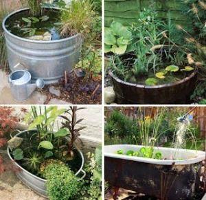 102-applicazionigrafiche.blogspot.it - Idee giardino - Ecoriciclo - Ecoarte - Recupero - Decorazione