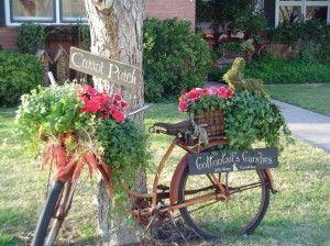 bici-per-il-giardino-natalizio