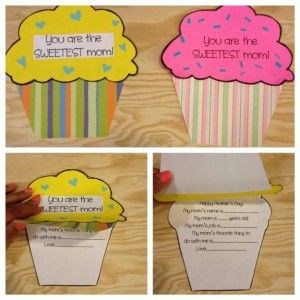 Un'idea carina per le vostre dolcissime mamme,che amano tantissimo le vostre coccole!