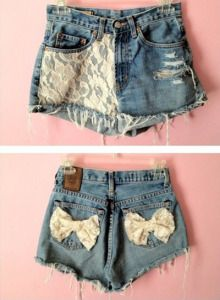 personalizzare-shorts-denim-abbellire-rimodernare-jeans-fai-da-te-moda-abbigliamento-diy-04