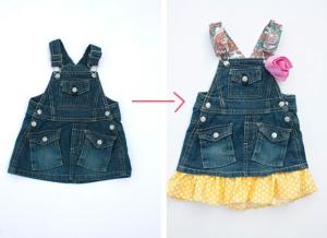 riciclare-vestiti-bambini-jeans