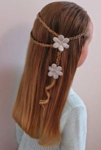 Little Girl Braided Hairstyle 5