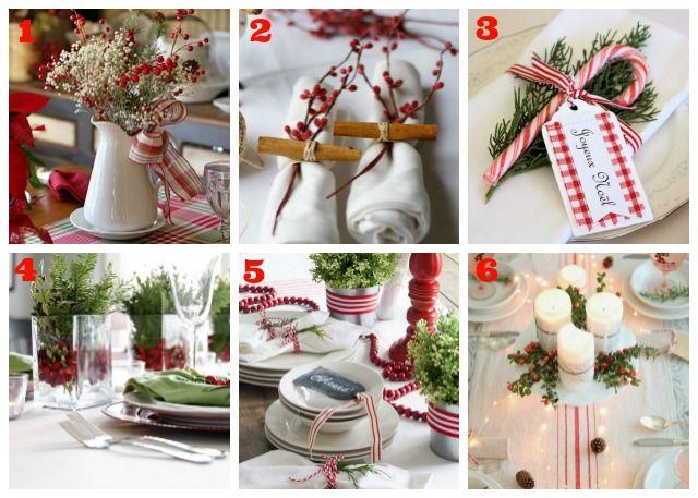 Natale in tavola helpmummy - Idee decorative per natale ...