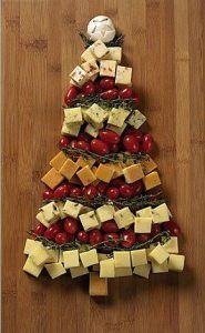 centrotavola con formaggio