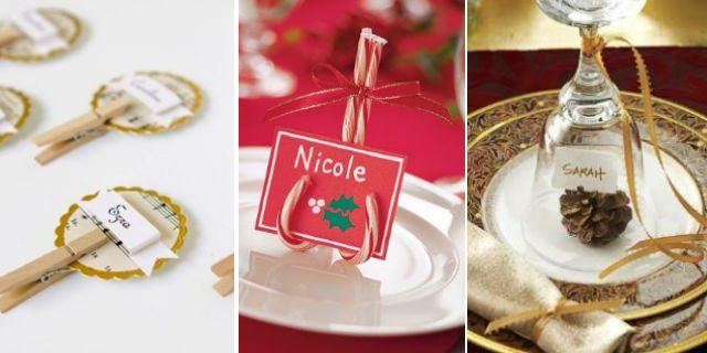 Natale in tavola helpmummy - Decorazioni tavola capodanno fai da te ...