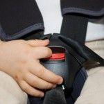 Sicurezza in auto: sei bimbi su dieci non sono sicuri