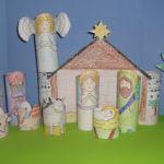 Il presepe di Natale,handmade dei  vostri cuccioli