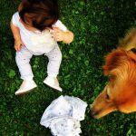 L'arrivo di un bebè e il rapporto con il vostro pet